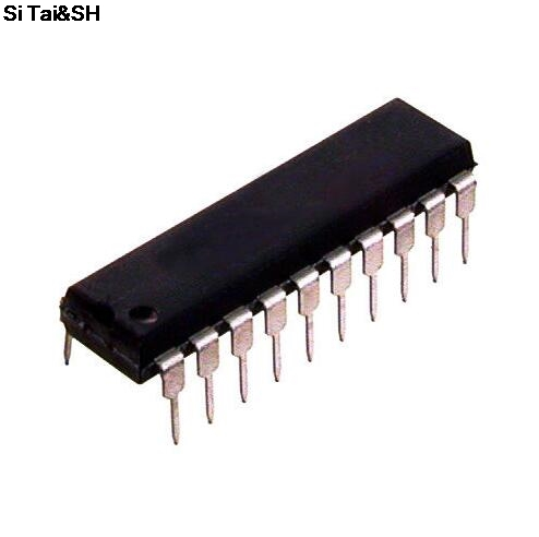 74HC245 eight-phase tri-state bus transceiver DIP-20 electronic components[5pcs/