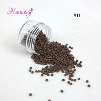 1000pcs Silicone Micro Rings 2 9x1 6x2 0mm Micro Nano Rings Ring For Hair Extensions 11