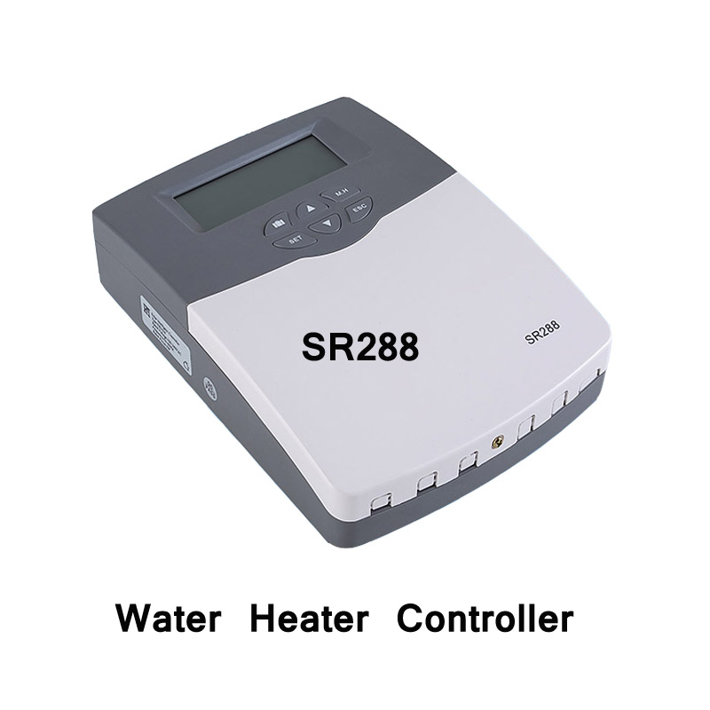 SR288 Solar Water Hot Heating Water System Controller Parallel relay/Thermal Energy/Timed heat-Backup Heating solar water heating in dragash municipality kosovo