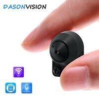 Мини Wi Fi беспроводная ip камера onvif micro sd карта безопасности дома P2P Камеры motion обнаружить аудио видео сеть видеонаблюдения IPcam sd карта