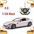 Meninos Do Presente Do Favor 1/14 FF de Corrida Velocidade RC Roadster Carro de Alta velocidade GT Carros Far Distância de Controle Remoto de Brinquedo de Controle de Rádio Do Veículo