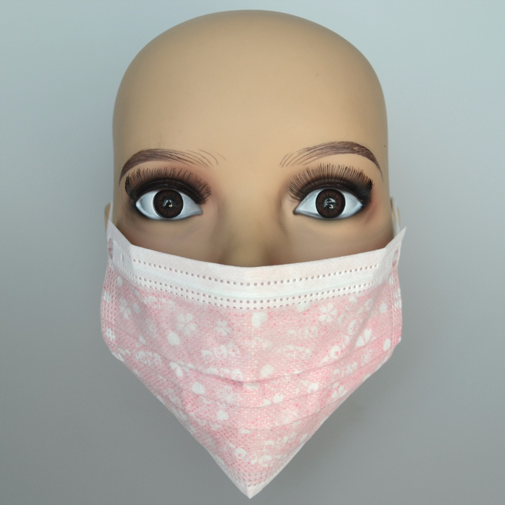 250pcs 3 layers mask high quality gauze filter cotton loop-tape anti-dust face surgical masks 50pcs high quality dust fog haze oversized breathing valve loop tape anti dust face surgical masks