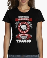 2017 Summer Time Limited T Shirts Women S I M Not Perfect I M Taurus Girl