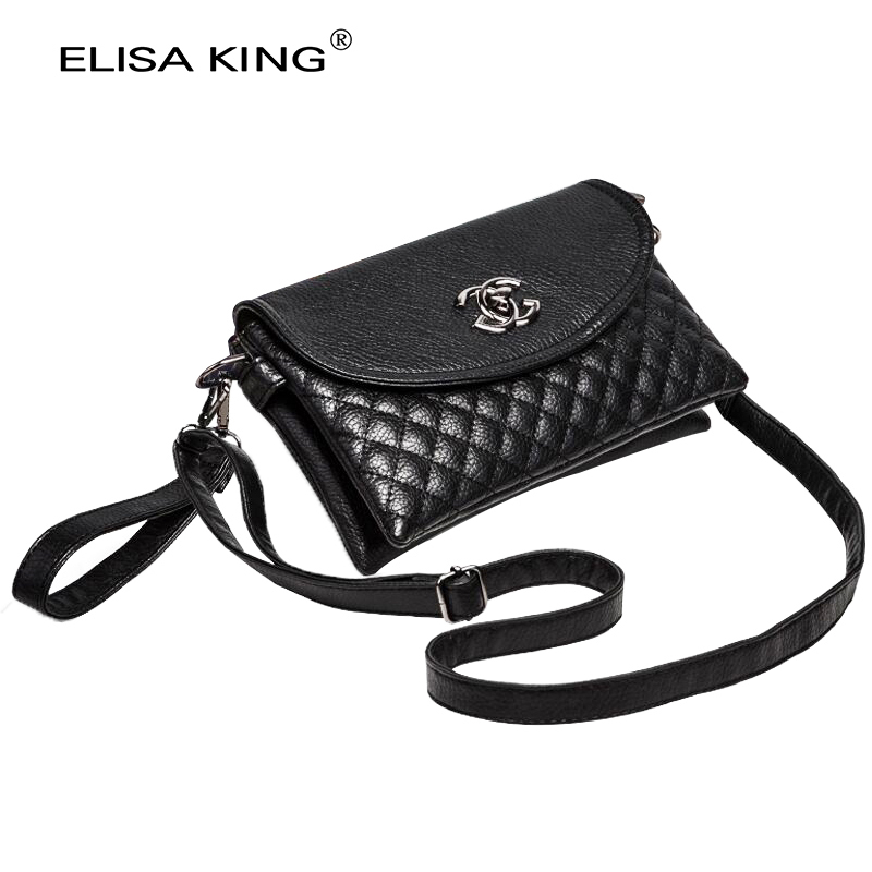 Women Casual Evening Clutch Bag Famous Brand Shoulder Bags For Girls Ladies Cros