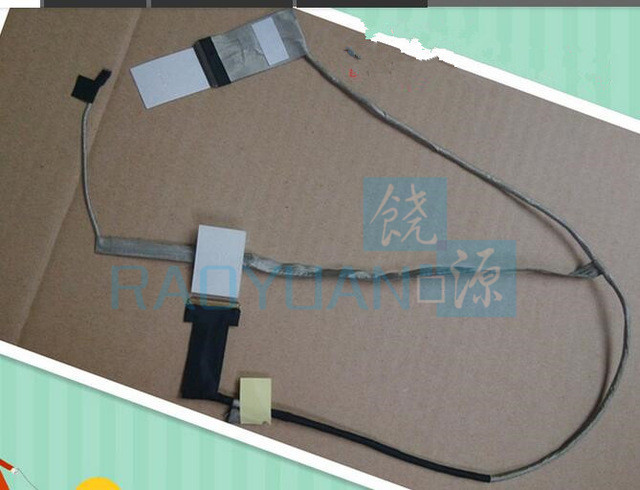 Free Shipping Genuine New Original For ASUS X550C K550 K550D K550DP A550 LCD LED Flex Video Cable 1422-01FY000