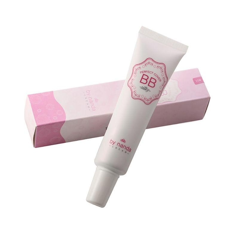Frauen Natürliche Make-Up Concealer Korean Kosmetik Öl-control Wasserdichte BB  CC Creme Nützlich