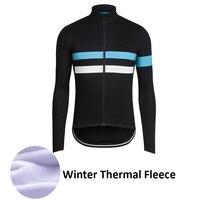 2017 Hot Winter Thermal Fleece Man Cycling Jersey Ciclismo Ropa Bicycle Bike Long Sleeve Sportswear Cycling