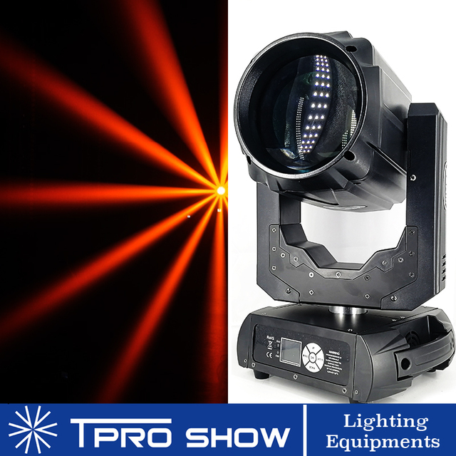 260W Moving Head Beam Lyre DMX Stage Light Zoom Gobo Prism Sharpy Beam 10R 7R Light Effect for Club DJ Theater Live Show MHB260