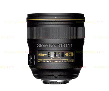 New Nikon AF-S NIKKOR 24mm f/1.4 G ED Wide Angle Lens For D7500 D7200 D7100 D810 D750 D610 D5600 D5500 D3400
