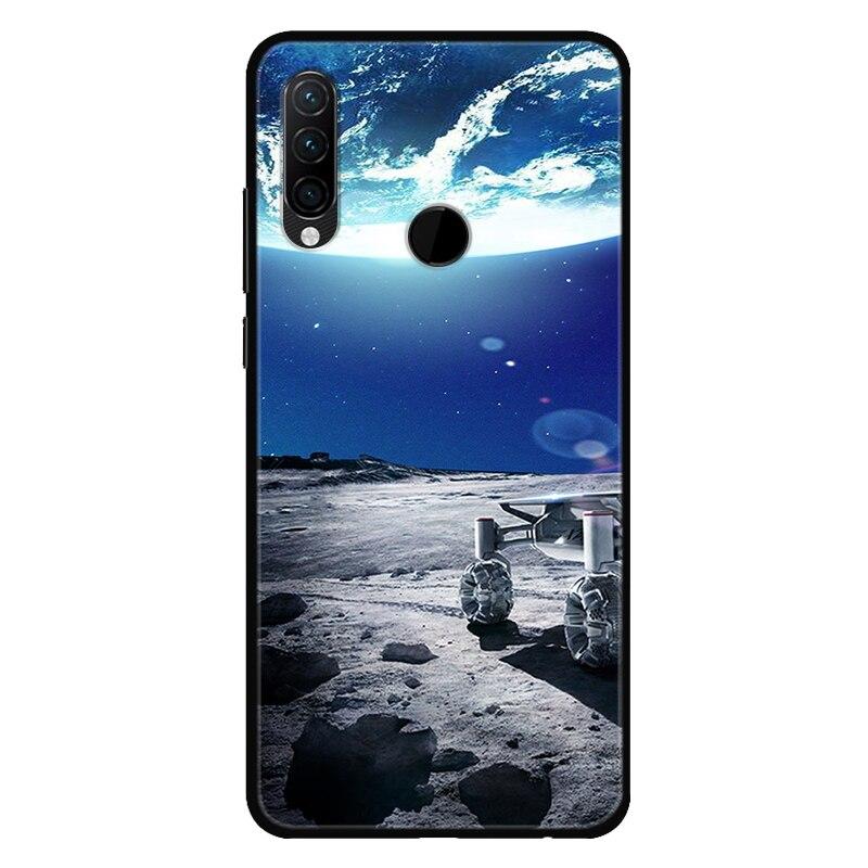 300689-联想Z6 青春版 星空彩绘软壳-月球