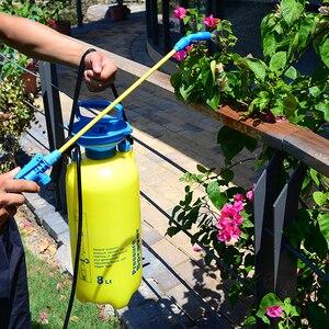 Image 5 - 3/5/8L Pressure Sprayer Compressed Air Spray Garden Sprayer Pump Hand Pressure Watering Spray Garden Irrigation Car Clean 2018