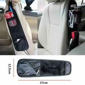 Image 2 - Universal Car Auto Side Sedile Dellorganizzatore Di Immagazzinaggio Multi Hanging Pocket Bag Holder