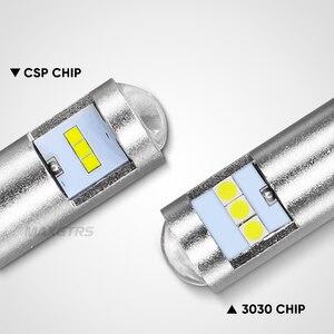 Image 4 - 2x1156 BA15S Светодиодная лампа T15 W16W 7440 W21W P21W 3030, светодиодная лампа заднего хода Canbus 921 912 CSP, чип, резервная лампа поворота