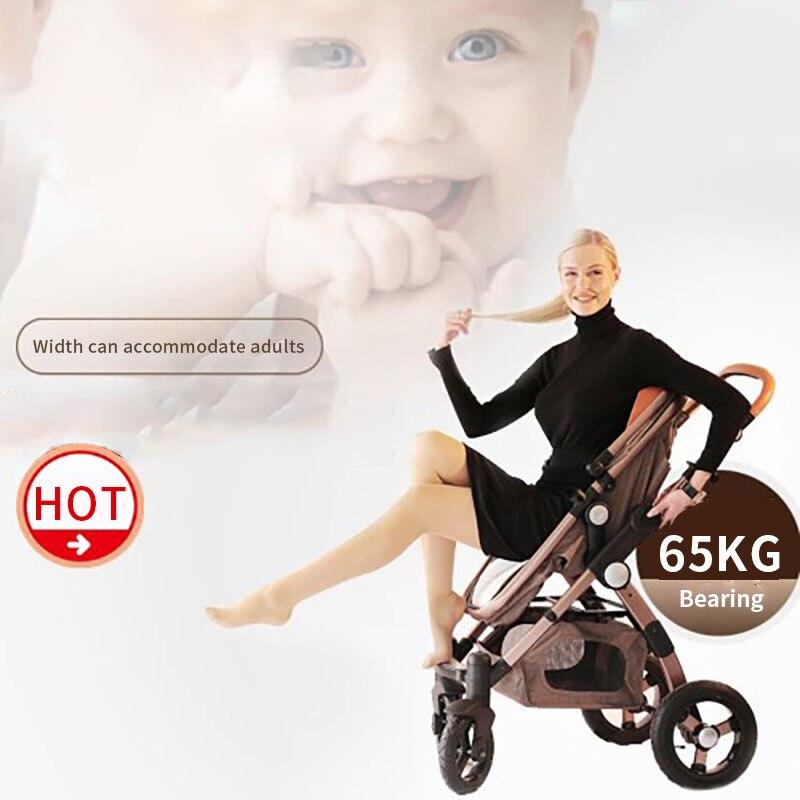 Carrinho de Bebê da Infantil Crianças Dobrável Portátil
