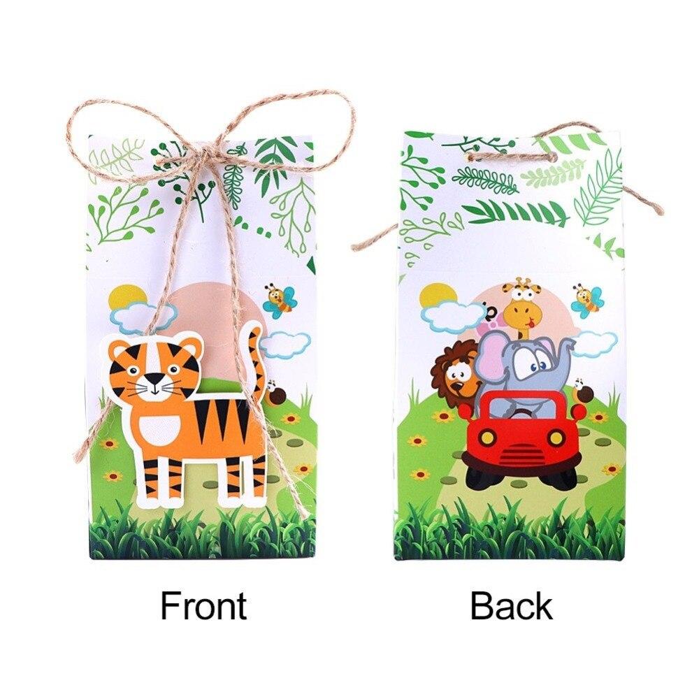 Zoo Animal favor boxes (4)