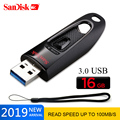 SanDisk CZ48 USB флеш-накопитель 16 ГБ 32 ГБ 64 Гб Флешка высокая скорость до 100 МБ/с./с 128 ГБ cle usb 256 ГБ usb флеш-накопитель 3 0