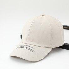 Womens Baseball Caps Snapback Summer Casual Soild Sports Fashion Black Hip Hop Cotton Adjustable Visor Branded Mens