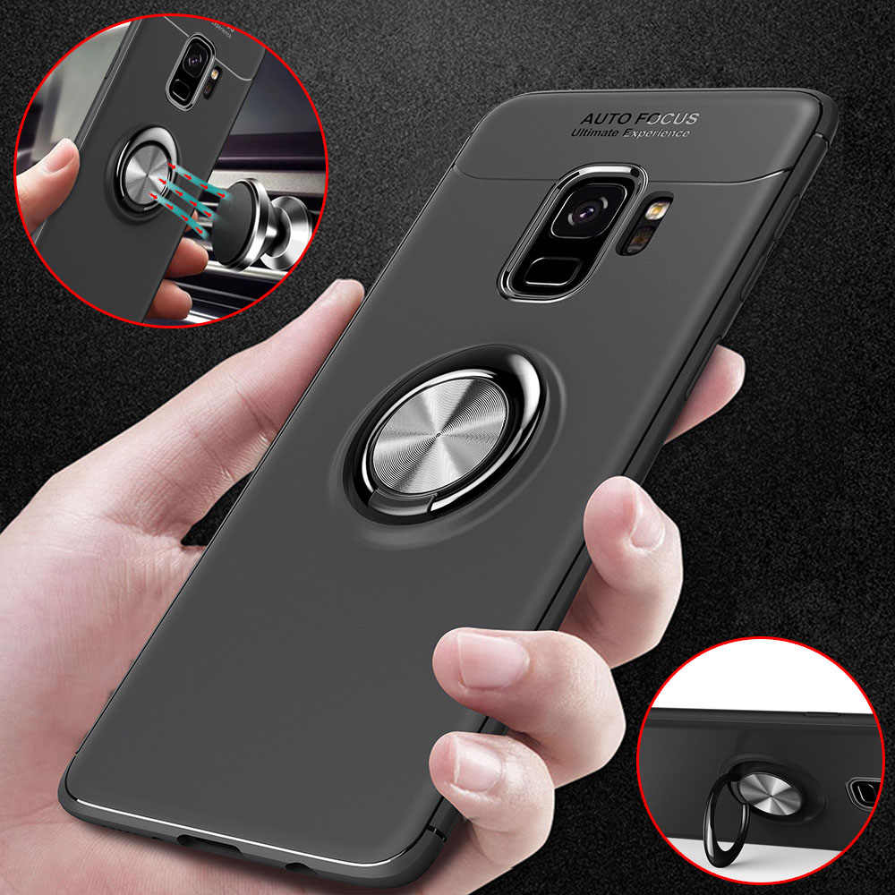Coque Cover 5.77For Samsung Galaxy S9 Case untuk Samsung Galaxy S9 S8 Plus Duos Dual SM G950F G955 G955F G965F coque Cover Case