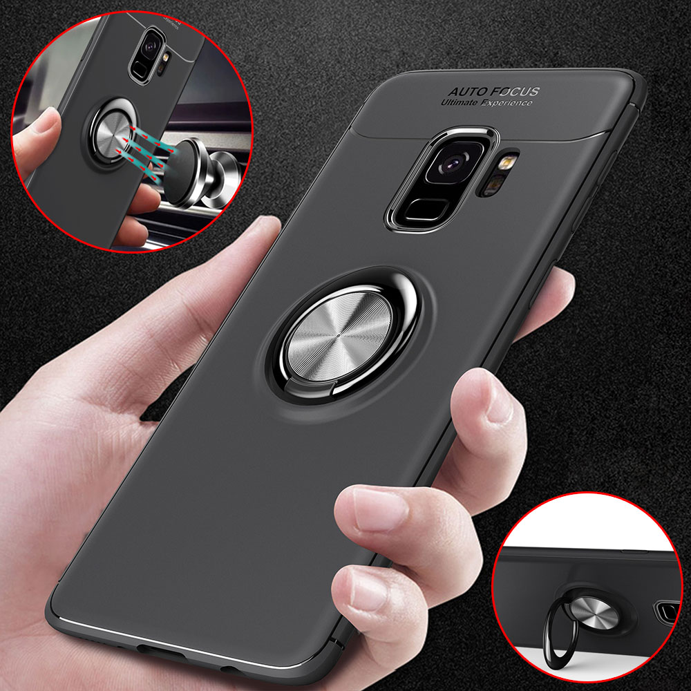 Coque Cover 5.77For Samsung Galaxy S9 Case For Samsung Galaxy S9 S8 Plus Duos Dual Sm G950F G955 G955F G965F Coque Cover Case image