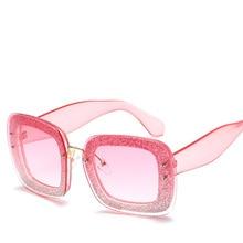 Snvne gafas de Sol de Tendencia caja grande gafas de sol para hombres mujeres lunette de soleil gafas de sol oculos feminino hombre masculino KK471