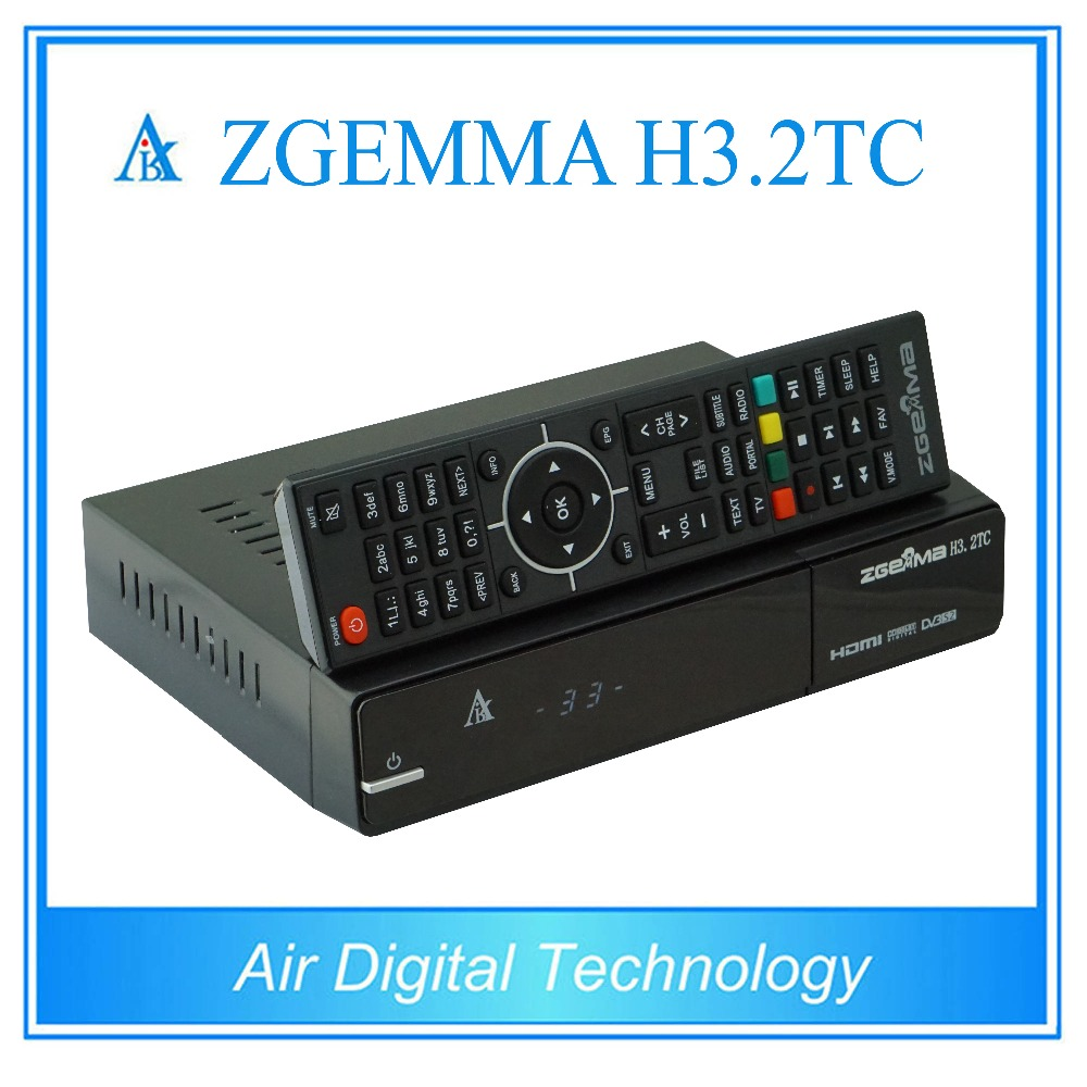 10 pcs/lot zgemma h3.2tc 2017 new tv decoder twin cable/terrestrial + satellite tv receiver DVB S2 + 2 * DVB C/T2 удобрение ava универсал 2 3 года 800г