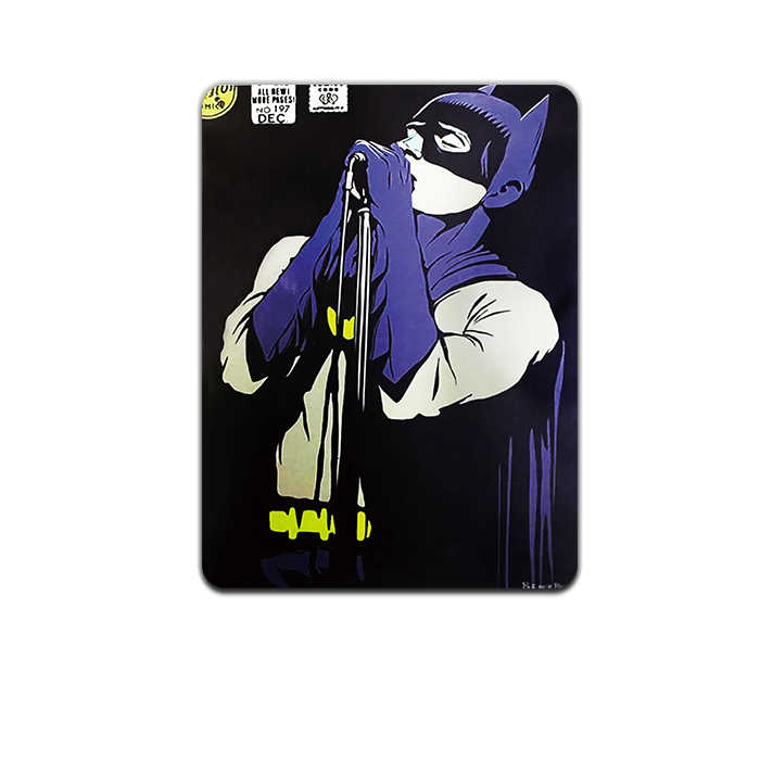 سبايدرمان الكابتن أمريكا باتمان أنيمي الفيلم خمر علامات معدن القصدير المشارك ريترو معدن اللوحة جدار ملصقا المنزل الديكور