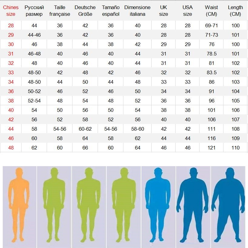 Jeans Clothing Plus Male  Pants  1