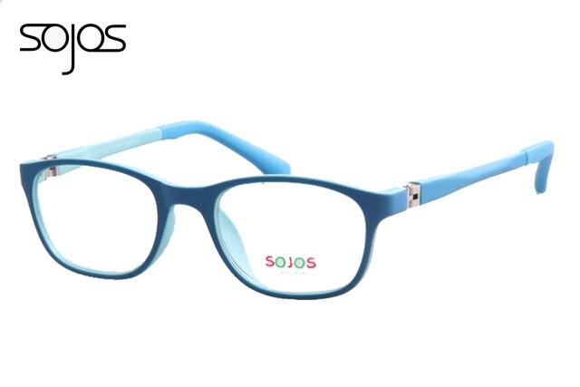 Kids Eye Glasses Frame Fashion Baby Myopia Glasses TR90  Optical Frames oculos 1149