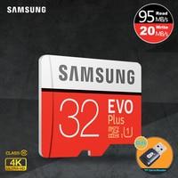 SAMSUNG Micro SD 32gb Memory Card Class10 SDHC UHS I SD Cards Trans Microsd Cartao De