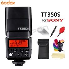 Godox TT350S 2.4 グラム 1/8000s ttl GN36 ワイヤレススピードライトフラッシュライトソニーカメラA7 A7R A7S a7 ii A7R ii A7S ii A6500 A6000