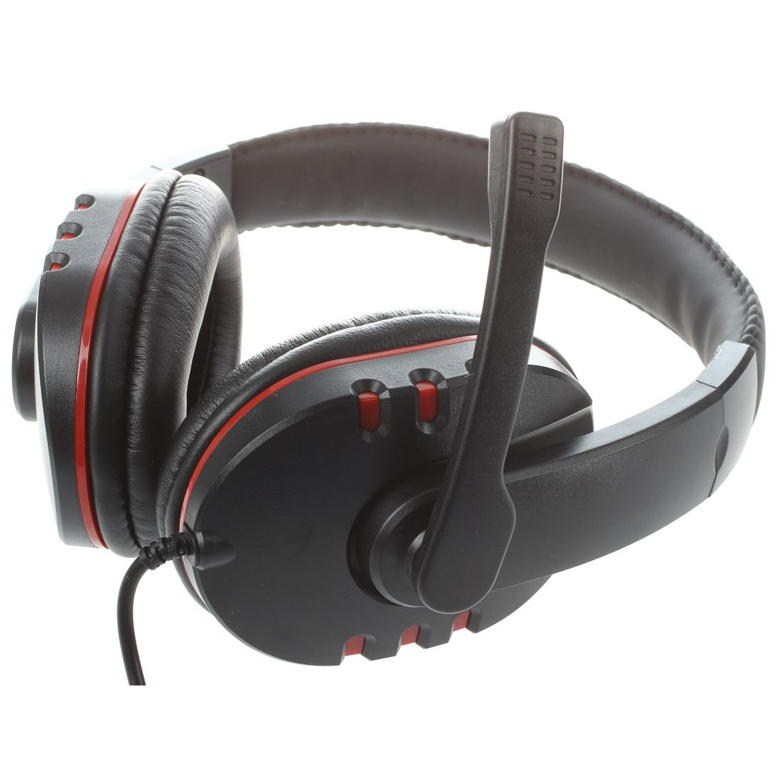 Brand New Headset Earphone with Mic Microphone for PS3 Headphone Black