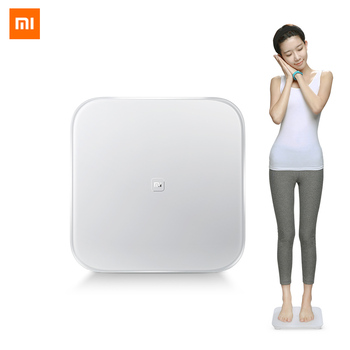 Original Xiaomi Mi Smart Health Weighing Scale Support Android 4.4 iOS 7.0 Above Electronics Bluetooth 4.0 Losing Weight Digital