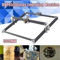 500mw 60x50CM 2 Axis miniUSB CNC Laser Engraving Machine Wood Router Drawing Cutting Printer DIY Kit