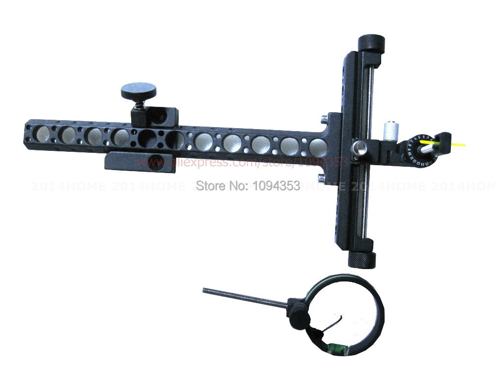 ФОТО Pro Sight Recurve Bow Sight Target Bow Sights Wooden bow Archery Training