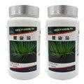 2 bottles 800 tablets anti radiation Proteina Suplementos Spirulina Tablet