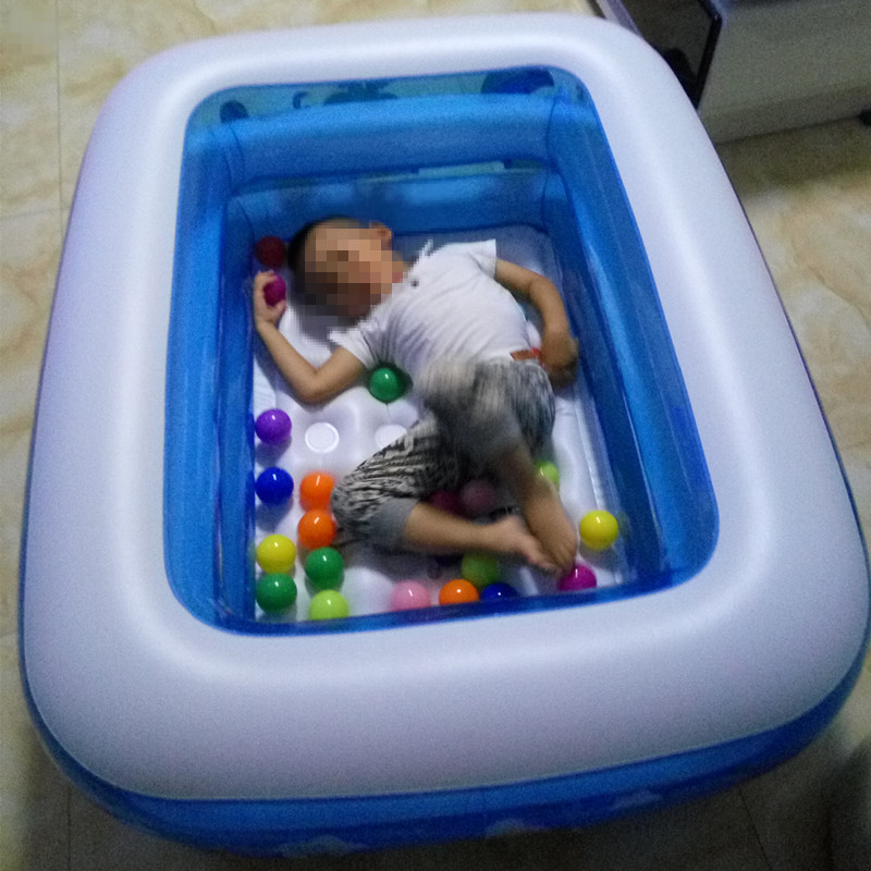 Activity & Gear Free Ship Discount Adjustable Folding Babies Swimming Pool Baby Pool Piscina Piscine Alloy Stent Infants&children Kids Swim Pool Mother & Kids