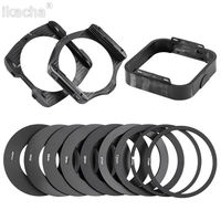 58 41 in1 24pcs Color Filter +4 Cases+49 52 55 58 62 67 72 77 82mm ring Adapter+1 holder+Wide-Angle Holder+lens hood for Cokin P  (3)