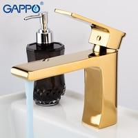 GAPPO Basin faucet basin mixer tap bathroom faucet sink mixer faucet bathroom waterfall faucets