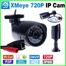 Countdown Sale!Xmeye App 720P 960p Security Network CCTV 1.0 1.3Megapixel HD Digita Ip Camera  ONVIF Outdoor Waterproof ip66 IR