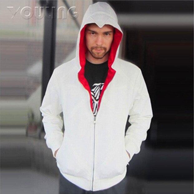 Men\'s Sportswear Autumn Sweatshirts Embroider Assassins Creed ...