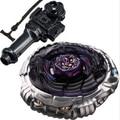 1 Conjunto de Metal Fight Beyblade BB122 Nemesis X: D 4D Bottom Sistema de Fusão Luta Mestres Lançador Poder WJ1213