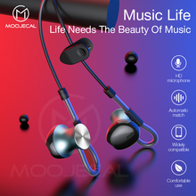 Get more info on the MOOJECAL 3.5mm Bass Wired Earphone In-Ear Earphones With Mic Universal Earbud Volume Control Stereo Sport Gaming headset