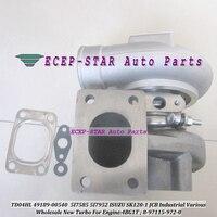 Free Ship TD04HL 49189 00540 8971159720 5I7585 5I7952 Turbo Turbocharger For ISUZU SK120 SK120 1 For JCB Industrial 4BG1 T 4BG1T