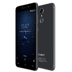 Cubot Note Plus 4G Smartphone 5.2 inch Android 7.0 MTK6737T Quad Core 1.5GHz 3GB RAM 32GB ROM 13.0MP Rear Camera Fingerprint UK