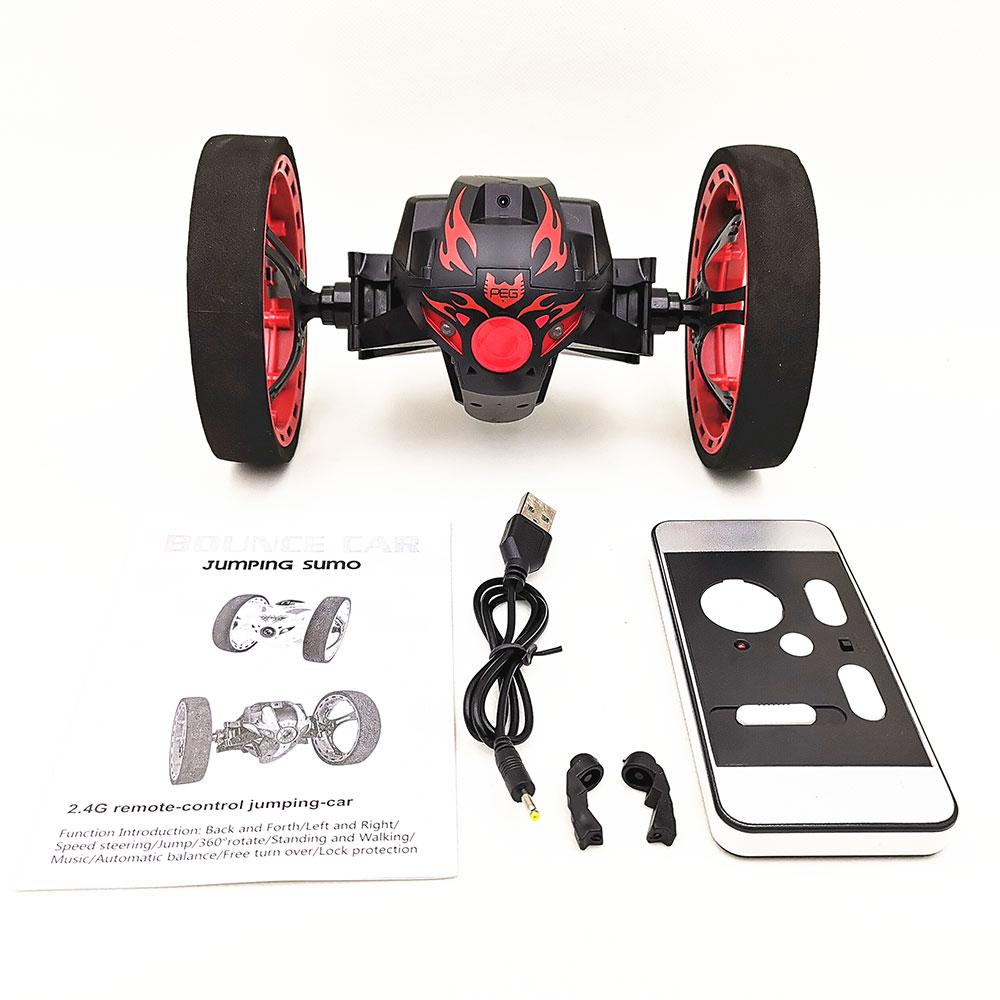 Прочный Rc Sumo автомобиль черный развлечения отскок автомобиль для подарка Прямая