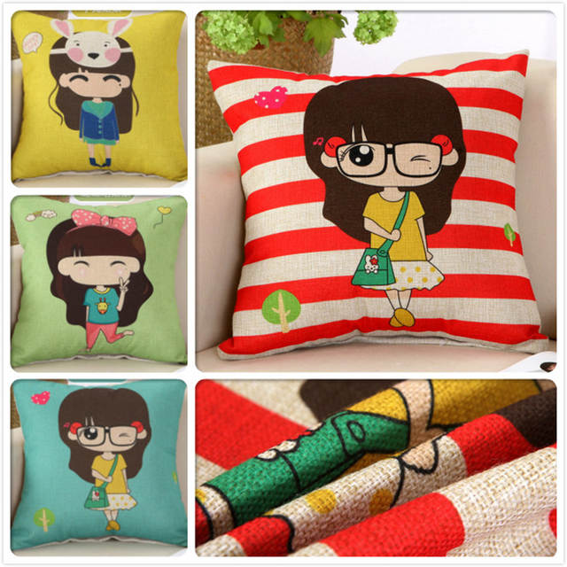 Cushion Cover 18x18inch 45 45cm Student
