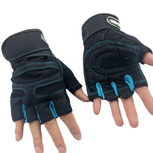 Gym Body Building Fitness Gym Gloves Sport Equipment Weight lifting Gloves Workout Exercise breathable Wrist Wrap Wholesale