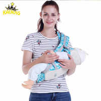 OLN Baby Carrier Ergonomic Carrier Backpack Hipseat for Newborn and Prevent O-type Legs Sling Baby Kangaroos Hip Seats Backpacks
