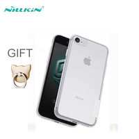 Original NILLKIN Transparent Soft Silicon Case For Apple IPhone 6 4 7 Capa 0 3mm S
