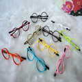 Bjd doll candy color small bjd glasses eyeglasses frame - 1/4 1/6